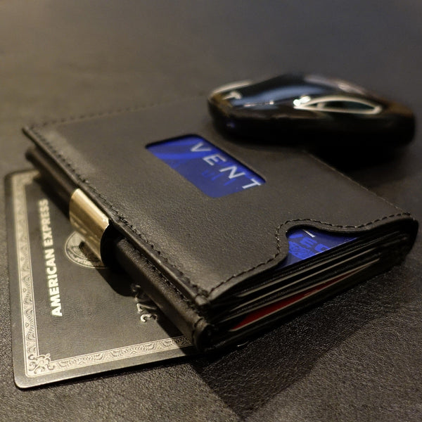 triHOLD: The Ultimate Front Pocket Wallet