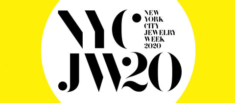 New York Jewelry Week 2020: HERE WE ARE