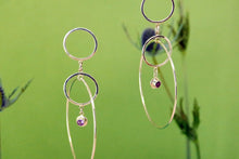 Load image into Gallery viewer, Orbs Earrings