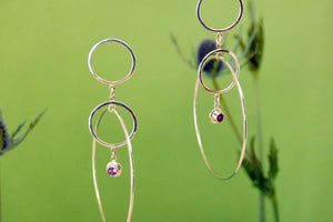 Orbs Earrings