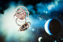 Load image into Gallery viewer, Stratosphere 14K Sterling Silver Brazilian Quartz Ring