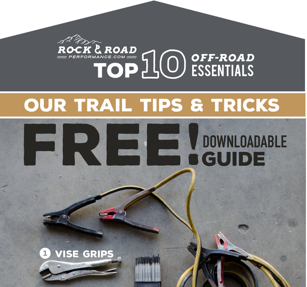 FREE-Top 10 Off-Road Essentials