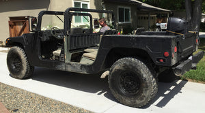 Humvee Overhaul PART 1