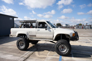 Toyota 4Runner Suspension Build