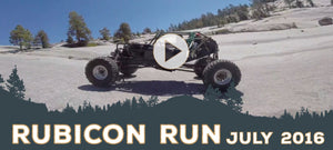 Rubicon Run July 2016