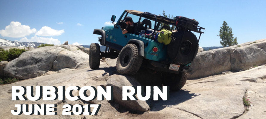 Rubicon Run June 2017