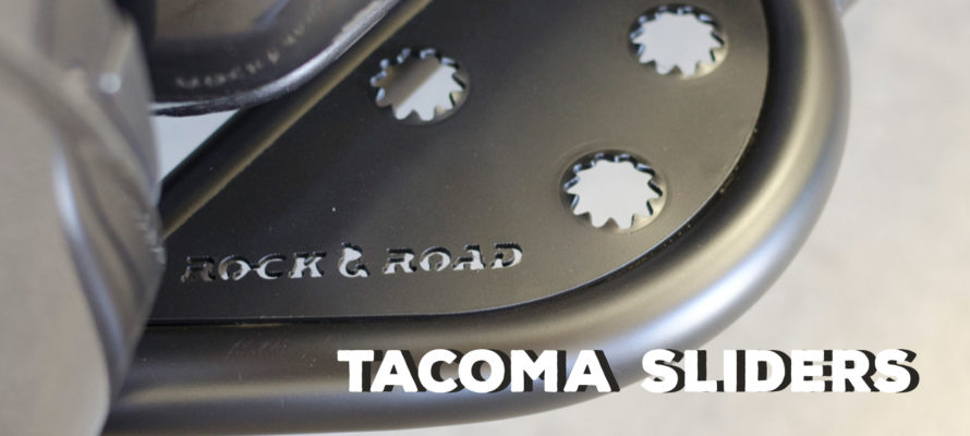 Tacoma Sliders