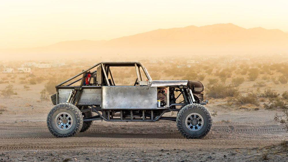 Ultra4 Race Car at King of the Hammers Photoshoot