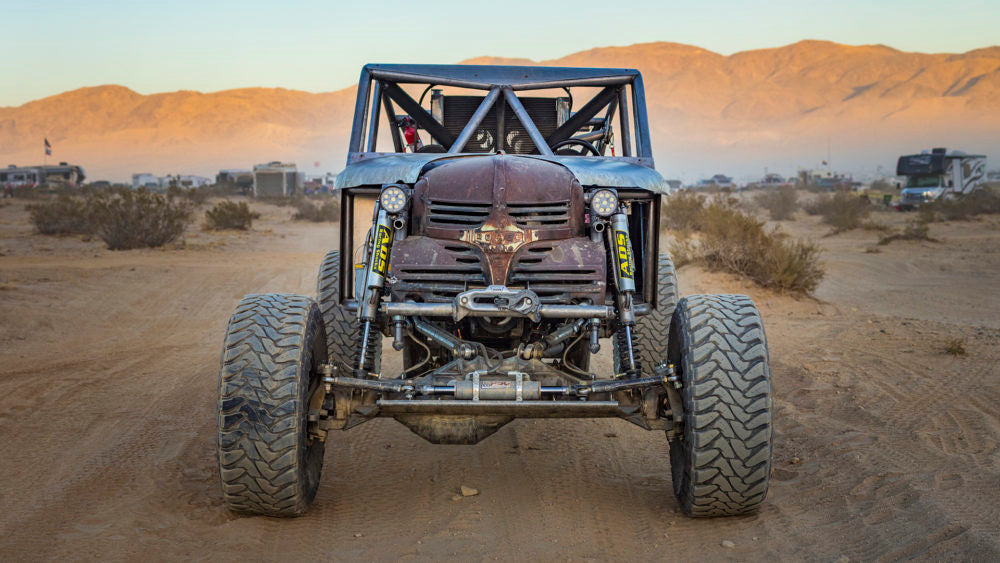 Rock and Road Ultra4 Buggy Ruffstuff housing