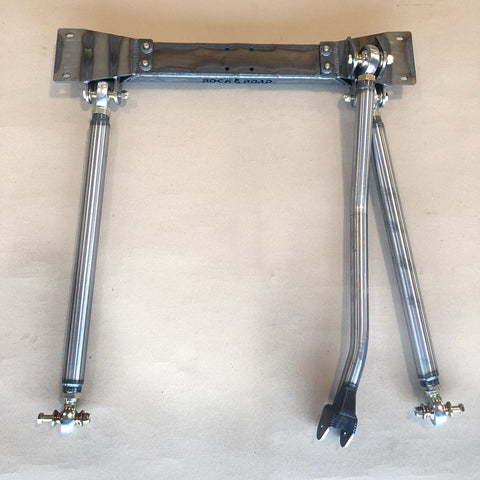 Jeep Cherokee XJ Crossmember and 3-link kit
