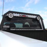 Aluminum Headache Rack with built-in Bose Audio System for pickup truck