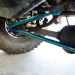 "Custom Bent Jeep Cherokee & Wrangler TJ ""Y"" Link Steering Kit"