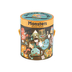 Monsters 63PC