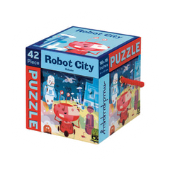 Robot City 42PC