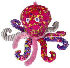 Pizzazz Ivy Octopus