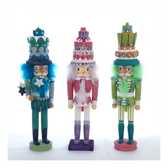 Hollywood Brights Nutcrackers