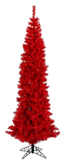 Red Pencil Tree