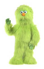 Green Monster Fullbody Puppet