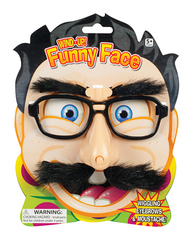Wind-Up Funny Face