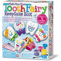 Make Your Own Tooth Fairy Keepsake Box