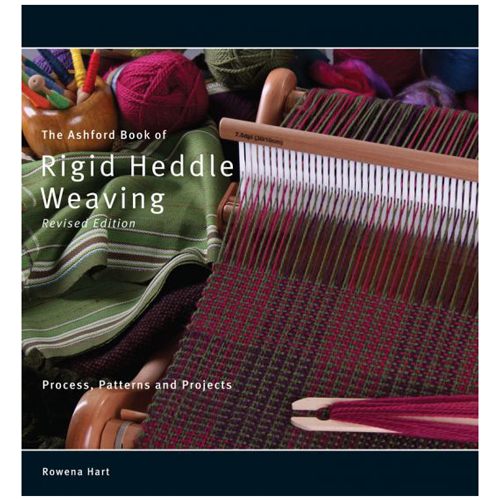 Ashford book of rigid heddle weaving
