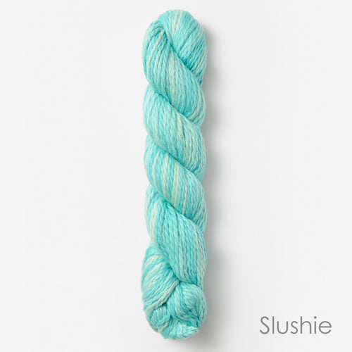 Blue Sky Organic Cotton 10ply Multi Slushie