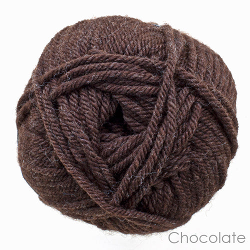 Briar Patch Organic Merino Chocolate