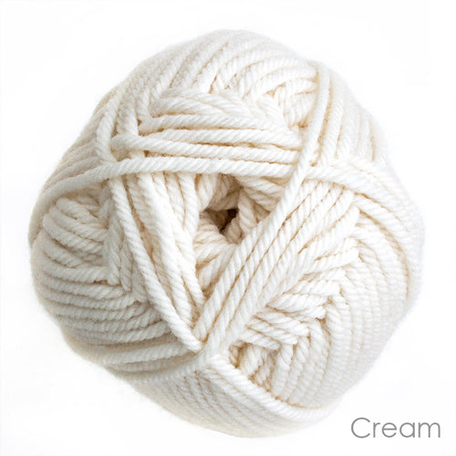 Briar Patch Organic Merino Cream