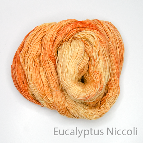 Fairfield Finn hand dyed 4ply euc. niccoli