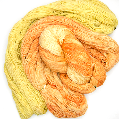 Fairfield Finn hand dyed 4ply