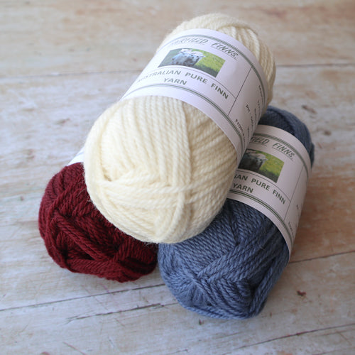 Fairfield Finns Finn Wool 8ply
