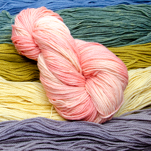 Fairfield Finn hand dyed 8ply