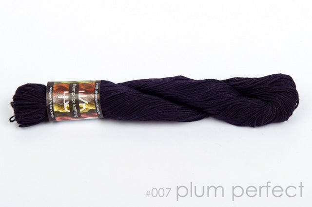 Hemp for Knitting Allhemp6 Plum Perfect