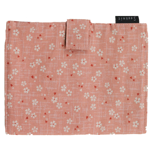 KA Seeknit Cherry Blossom fabric case