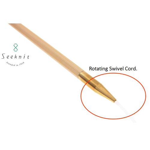 KA Seeknit Circular Knitting Needle Cord
