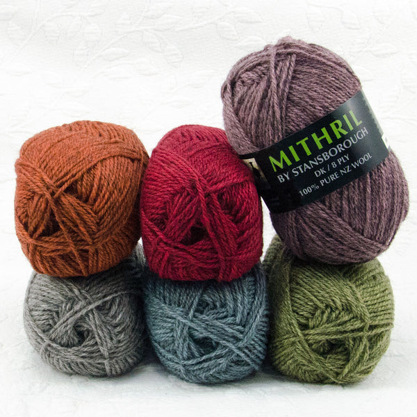 Stansborough Mithril 8ply
