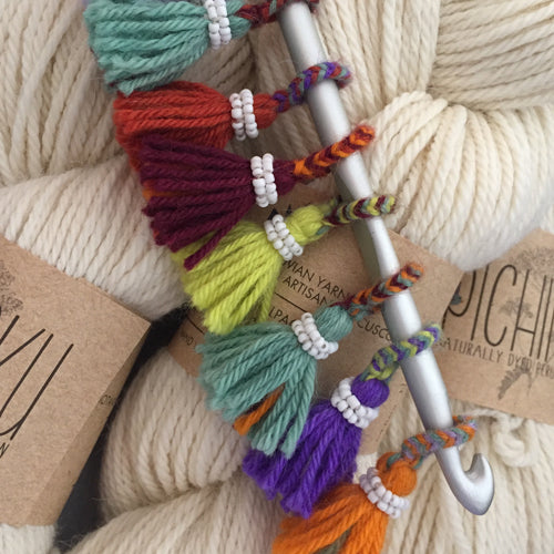 Pichinku Recycled Yarn Stitch Markers
