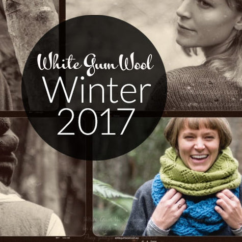 White Gum Wool Free Knitting Patterns