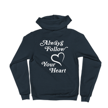 Load image into Gallery viewer, Always Follow Your Heart Hoodie (Unisex)