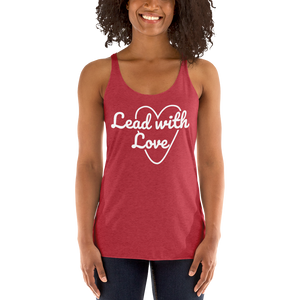 Lead with Love Tank