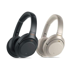 Sony Noise Cancelling Headphones WH-1000XM3/B - (International Version) - The remedy barn