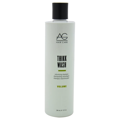 Thikk Wash Volumizing Shampoo by AG Hair Cosmetics for Unisex - 10 oz Shampoo - The remedy barn