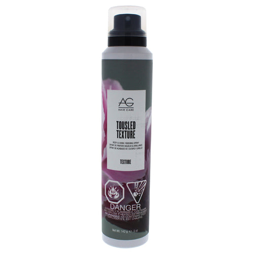 Tousled Texture Finishing Spray by AG Hair Cosmetics for Unisex - 5 oz Hair Spray - The remedy barn