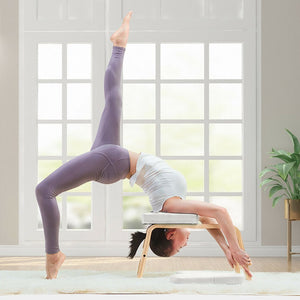 Yoga Headstand Inversion Chair