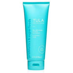 TULA Probiotic Purifying Face Cleanser - 6.7 Ounce - The remedy barn