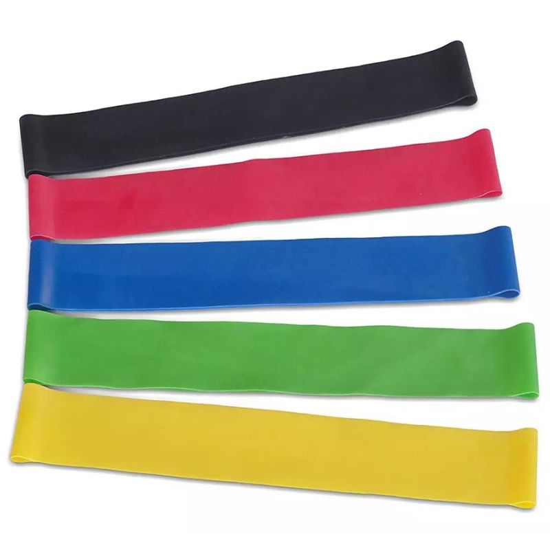 Workout Resistance Bands - 5 Pack