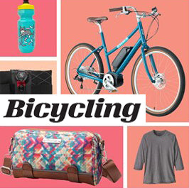 "In Bicycling's ""Best Mother's Day Gifts for Cycling"""