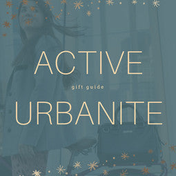 Gift Guide for Active Urbanite