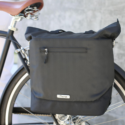 Bike Panniers: Packing, Pronunciation, and Perks