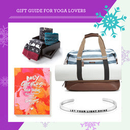 10 Gifts for Yoga Lovers